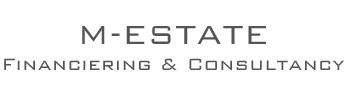 Logo M-ESTATE Financiering en Consultancy